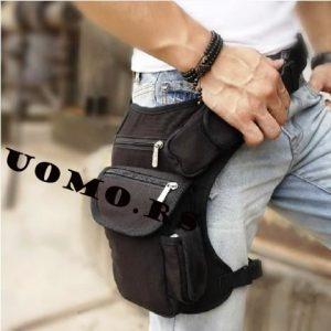 Sportska torbica za pojas i nogu