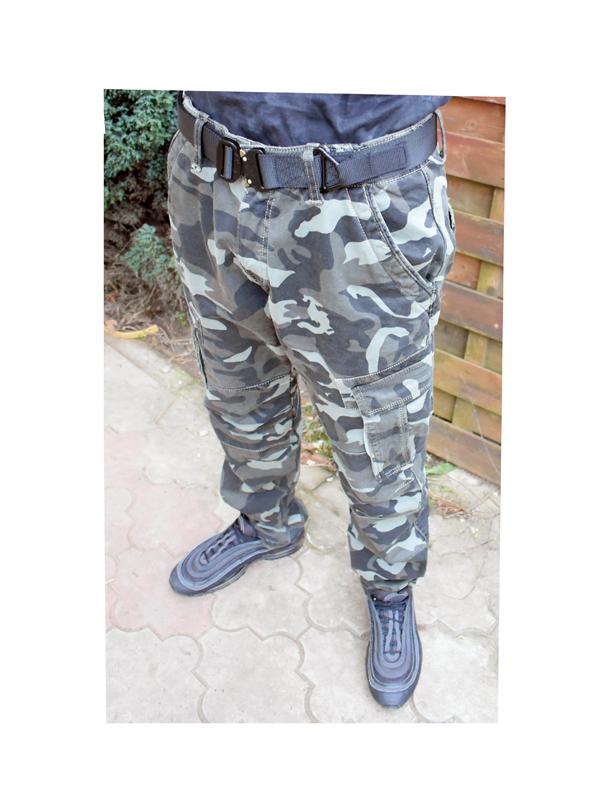 termo maskirne pantalone