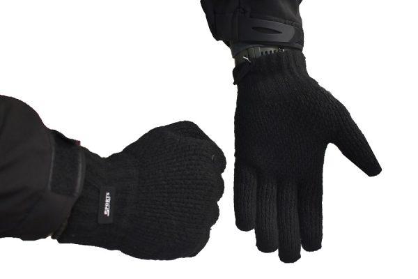 Vunene zimske rukavice model SPORT