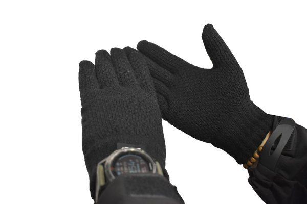 Zimske vunene rukavice model Sport