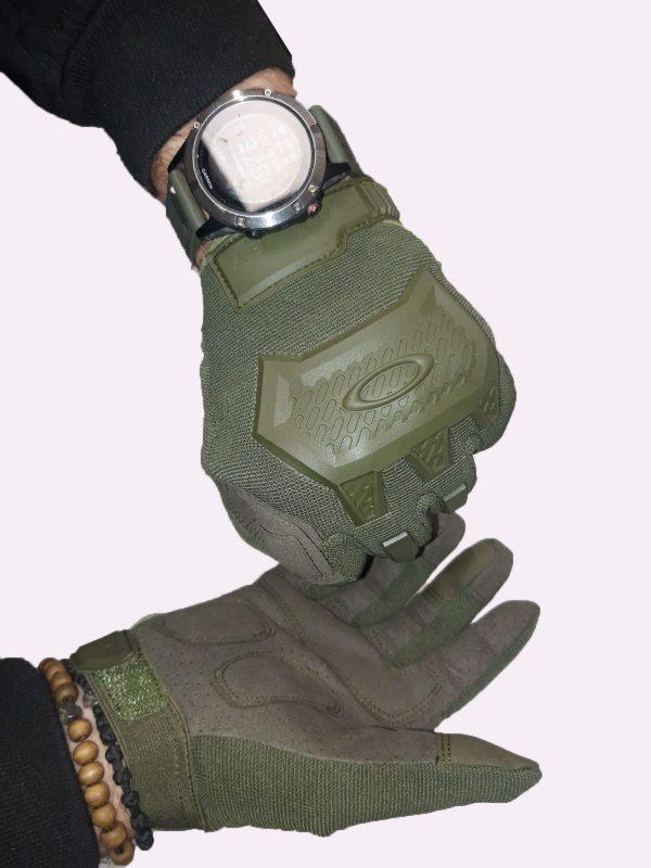 oakley rukavice zelene
