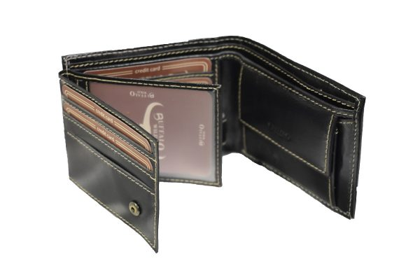 Muški kožni novčanik Bufalo wild