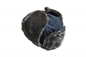 zimska kapa šubara podvrnuta