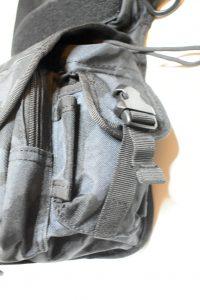 torba oko noge model COMPACT bočni dzep