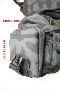 torba za pojas model kombat prednji dzep
