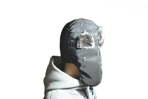 zimska kapa crna šubara