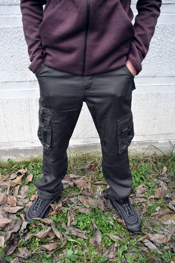 termo pantalone cargo model