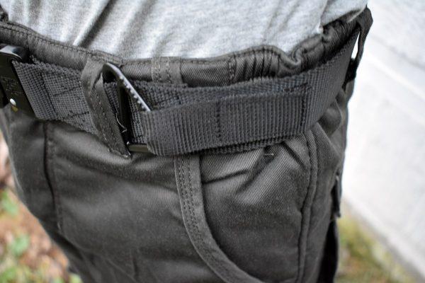 Pantalone termo KARGO u sivoj boji