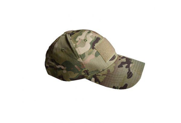 Military kačket sa čičak trakom