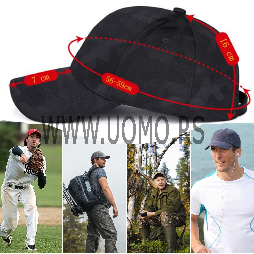 Military kacketi maskirni