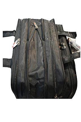 veliki broj pregrada na torbi