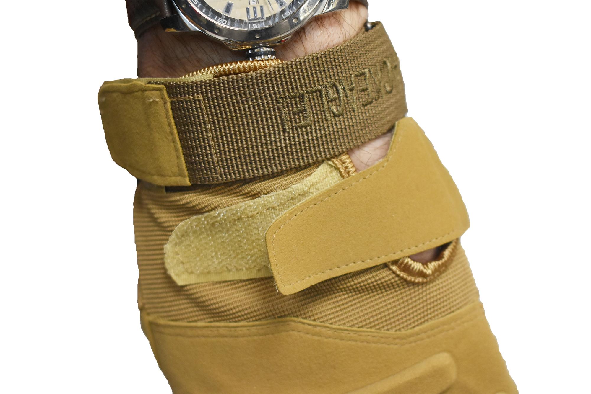 taktičke rukavice dupla čičak traka