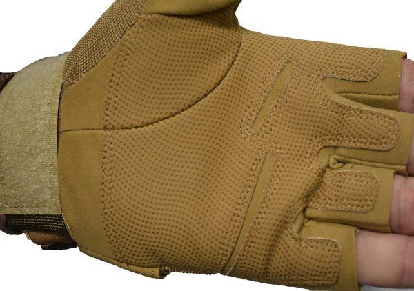 rukavice bez prstiji army u krem boji