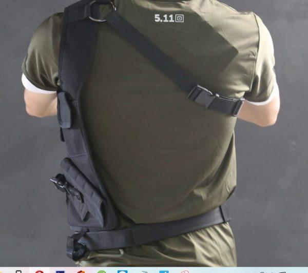 torba za pištolj ispod pazuha