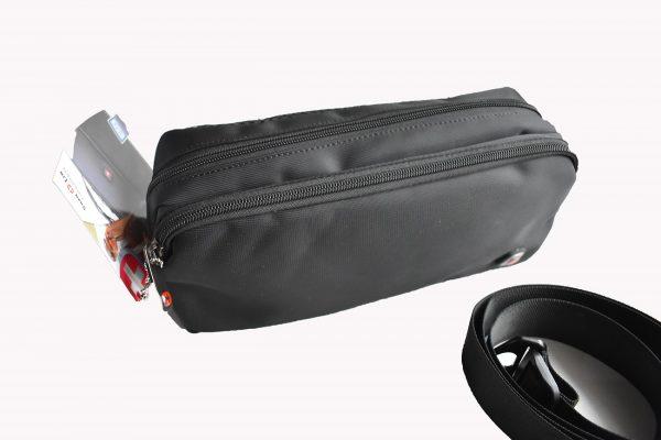 mogućnost skidanja kaisa torbice