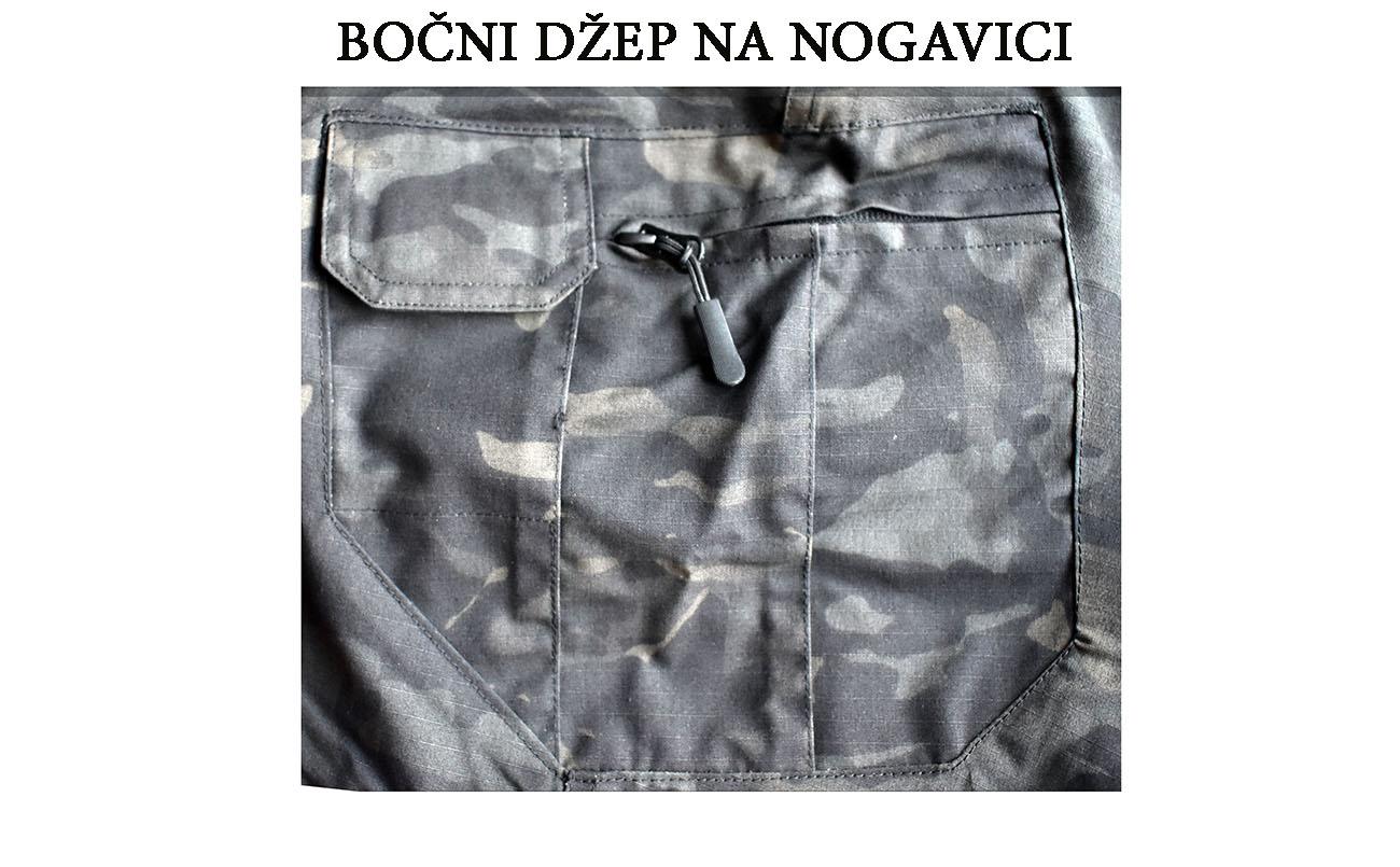 Military taktičke bermude
