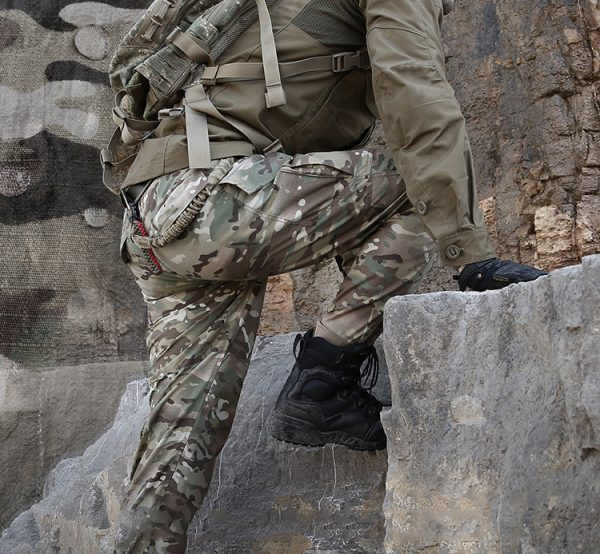 Pantalone LIGHT multicam PROTECT