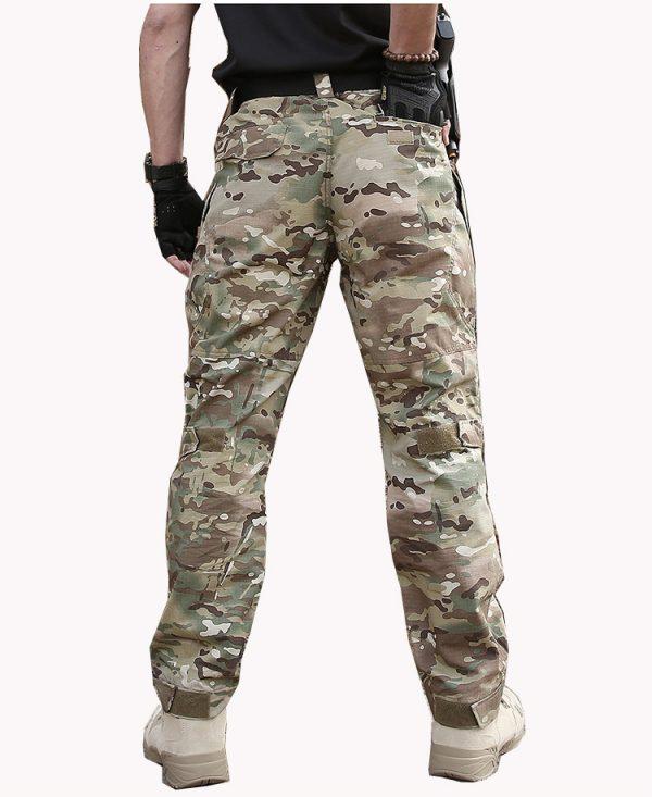 Taktičke armi kargo pantalone cpu protect