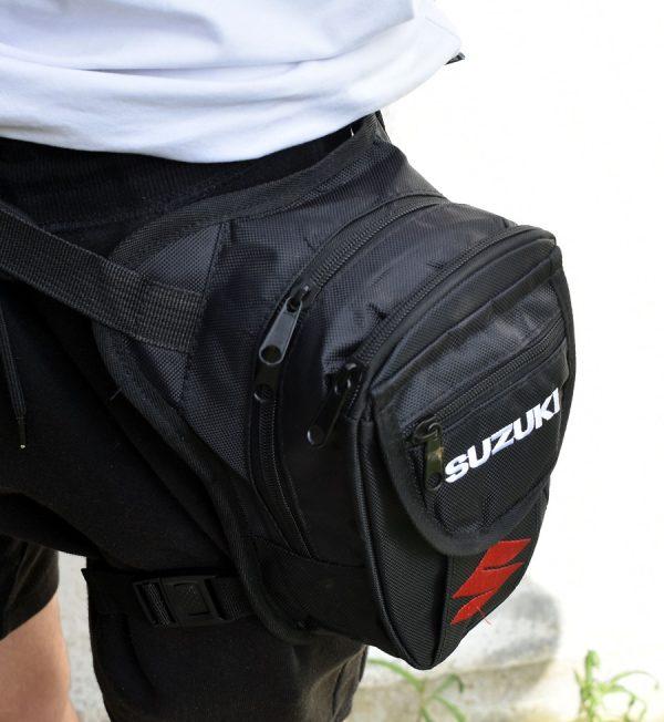 Moto torba za pojas i nogu