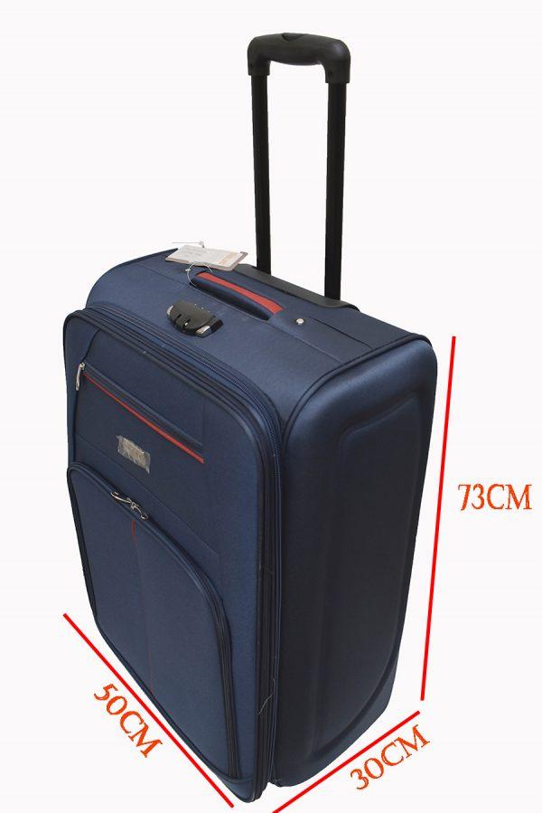 platneni veliki kofer