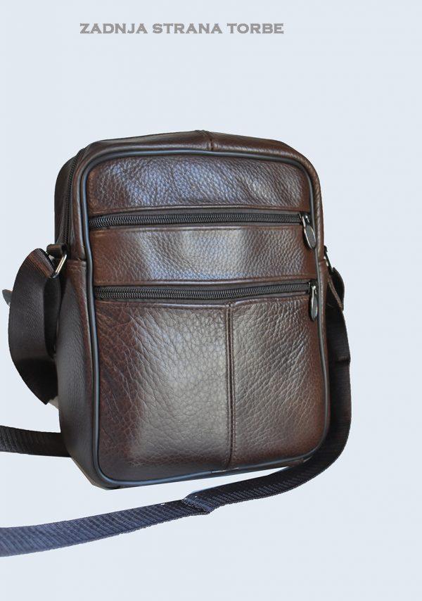 muska koyna torba yadnja strana braon