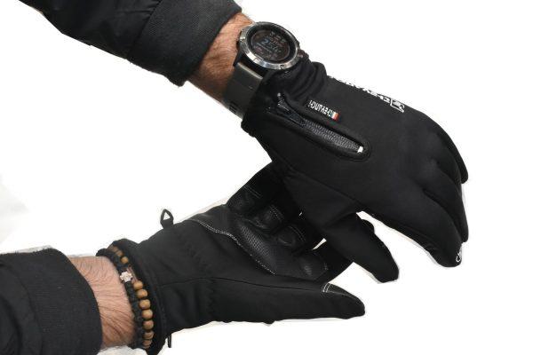 muske rukavice touch skreen hit akcija